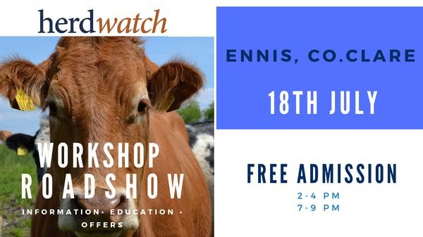 Ennis Workshop promo