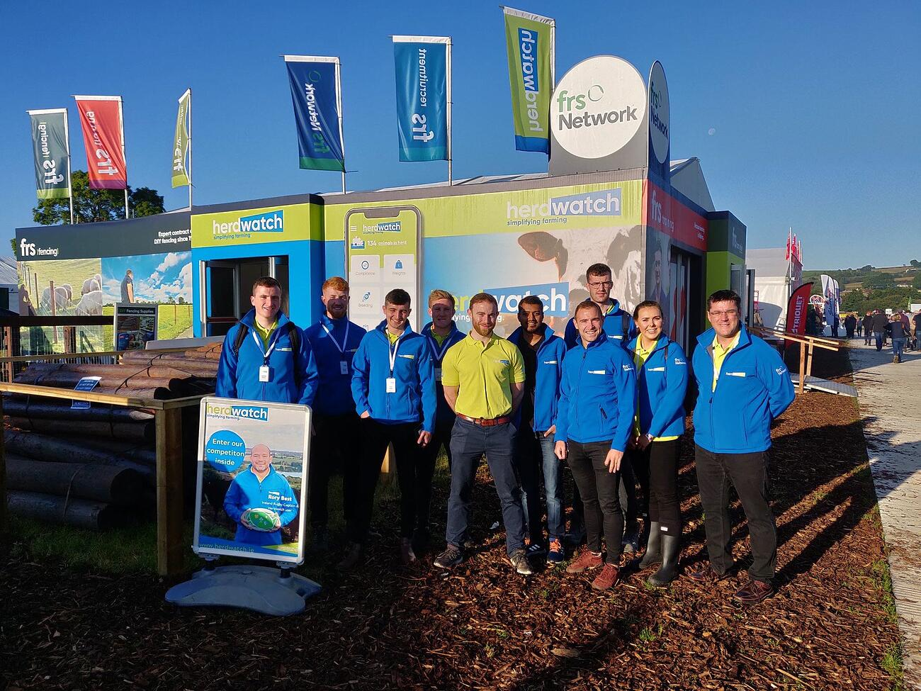 Herdwatch Team National Ploughing Championships 2019