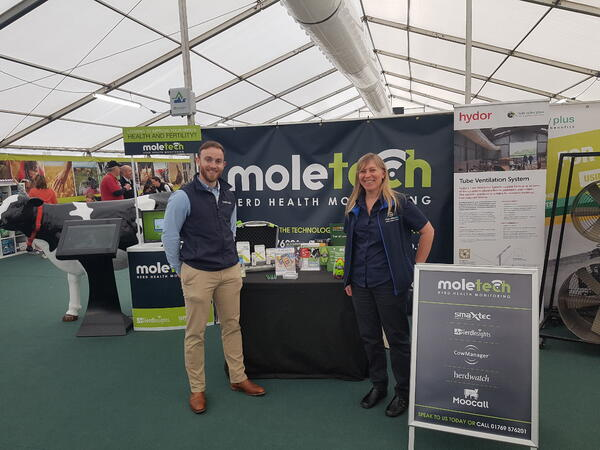 Moletech Herdwatch launch