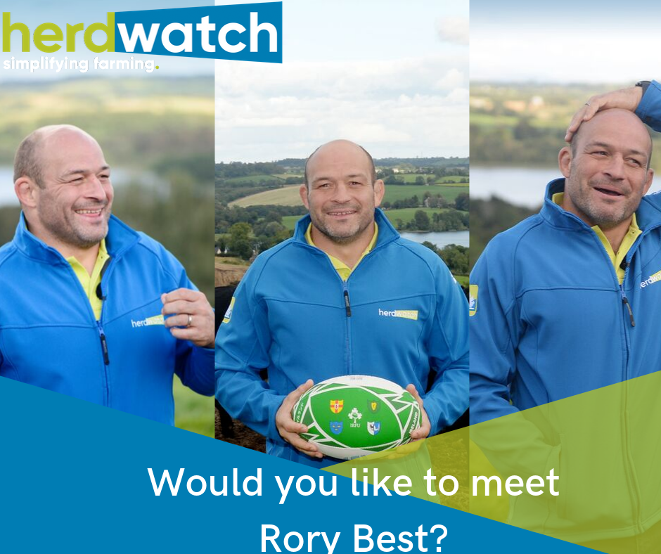 Would you like to meet Rory Best_