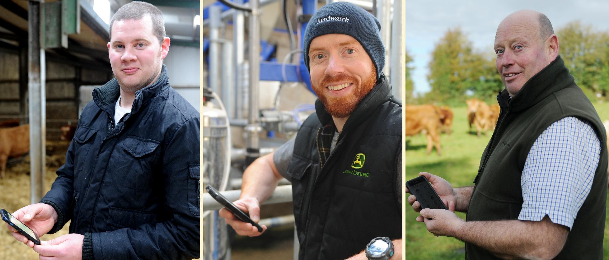 farmers beef dairy suckler Northern Ireland