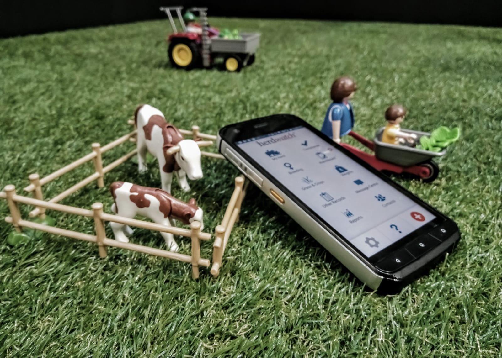 herdwatch farm app phone